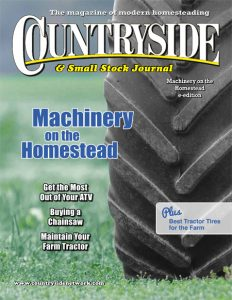 Machinery on the Homestead