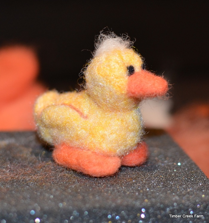 What Needle Felting Supplies Do You Use for Sculpting?