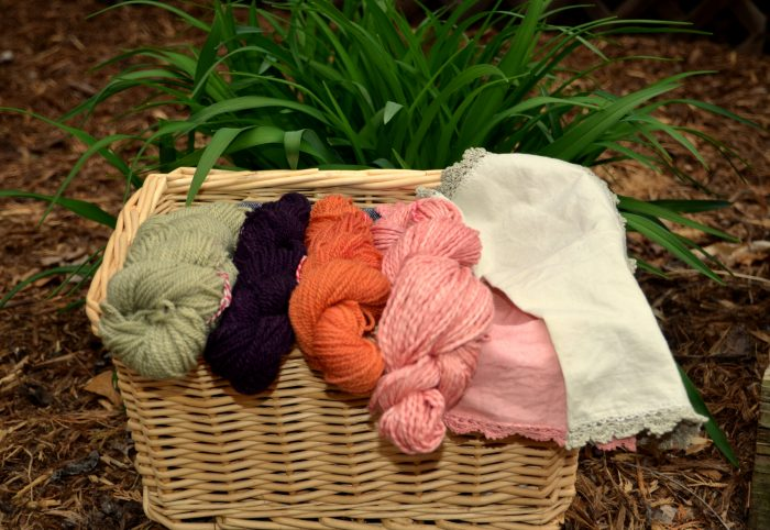 Dyeing Wool Yarn Differs from Dyeing Cotton