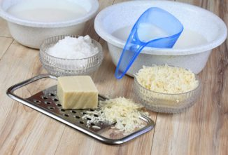 How to Make Laundry Soap at Home