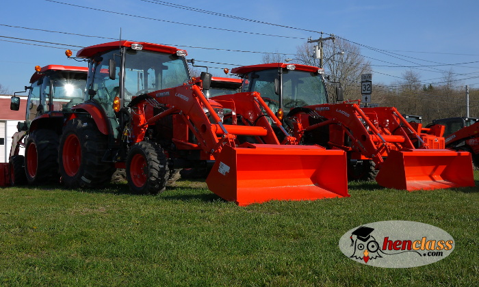 The Best Small Farm Tractor Buyer's Guide