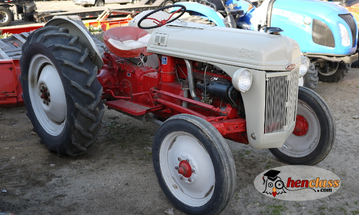 How to Build a Compact Tractor Implement Counterweight