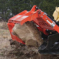 Illinois Farmer Finds Labor Savings and Versatility with Skid Steer Grapple