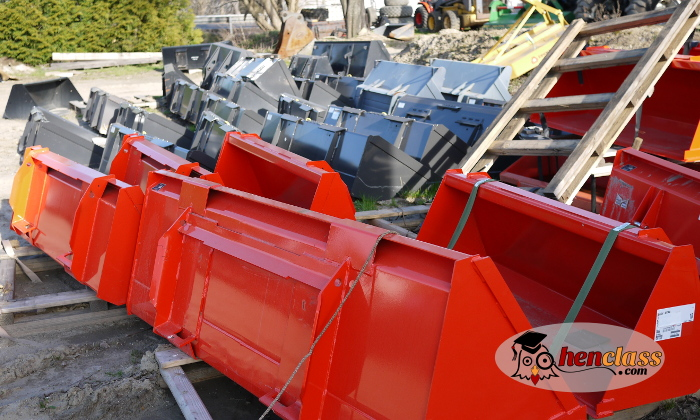 Upping the Ante with Tractor Bucket Attachments