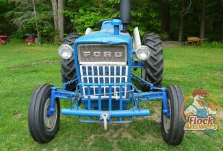 The Best Tractor Tires for Your Farm