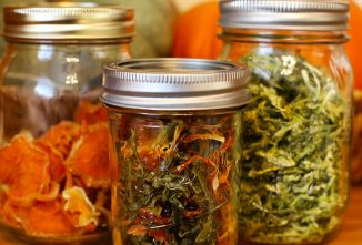 How to Store Vegetables Through the Winter