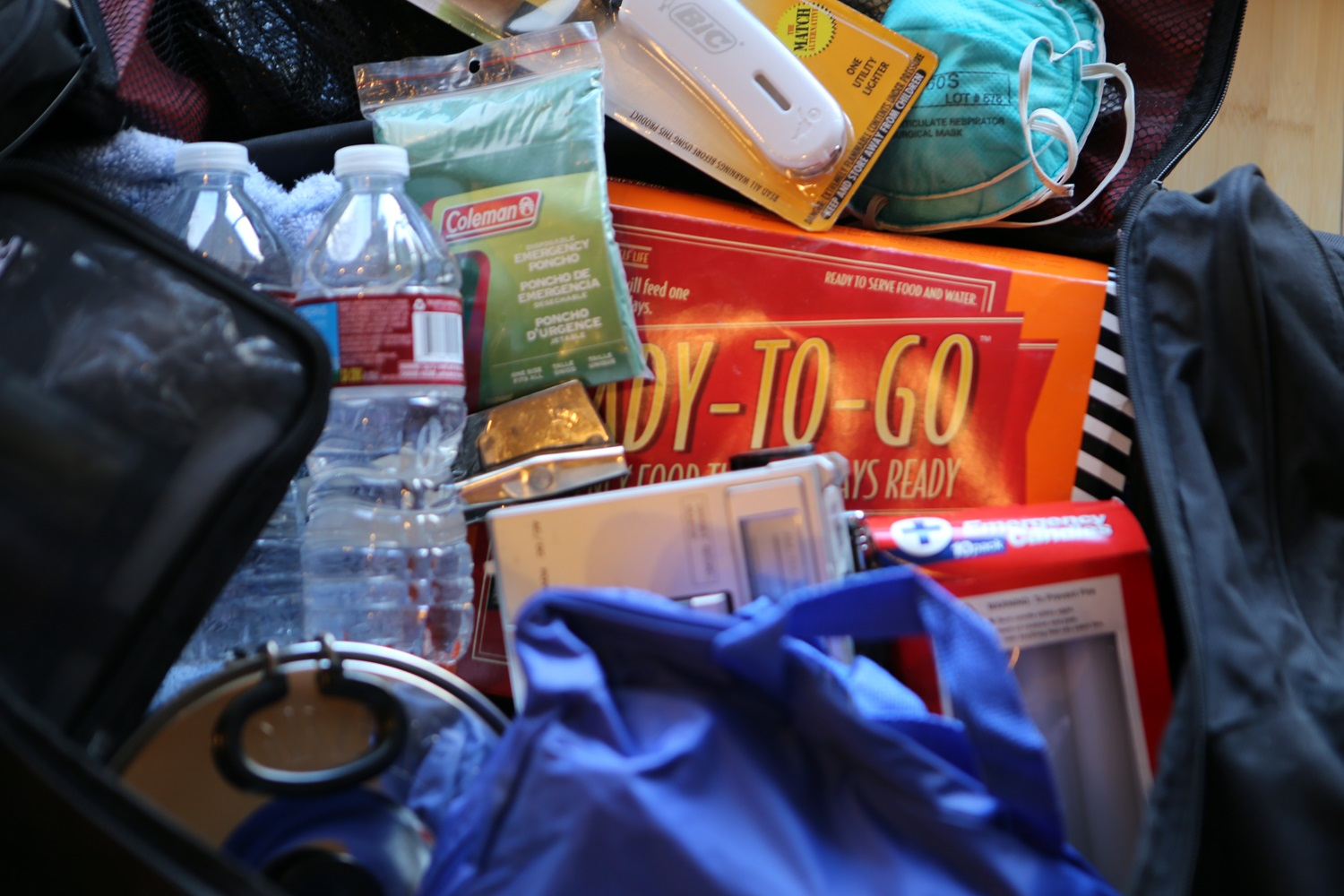 A Complete Bug Out Bag List