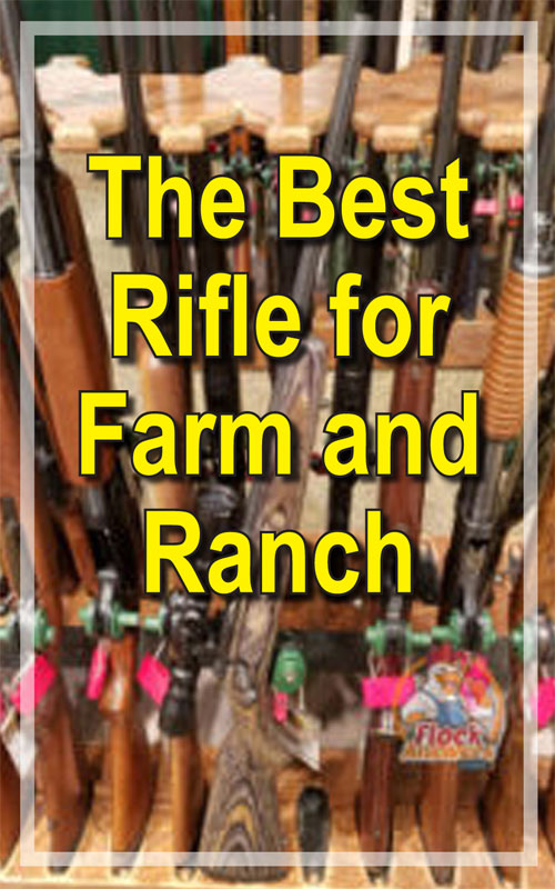 Best Farm and Ranch Riffle