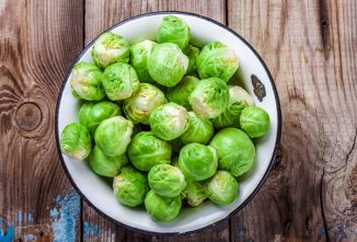 Enjoy Brussels Sprouts all Year Long