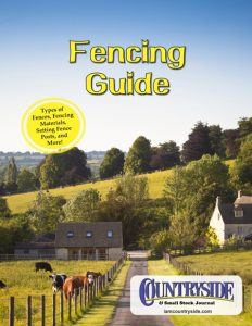 Fencing Guide Cover