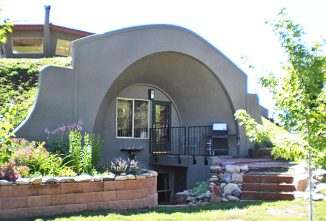 Earth-Sheltered, Earth-Conscious Homes