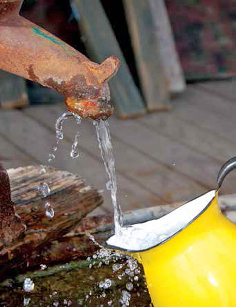 Repairing Water Lines: Frost-Free And Flowing