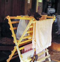 Make Your Own Simple Drying Rack