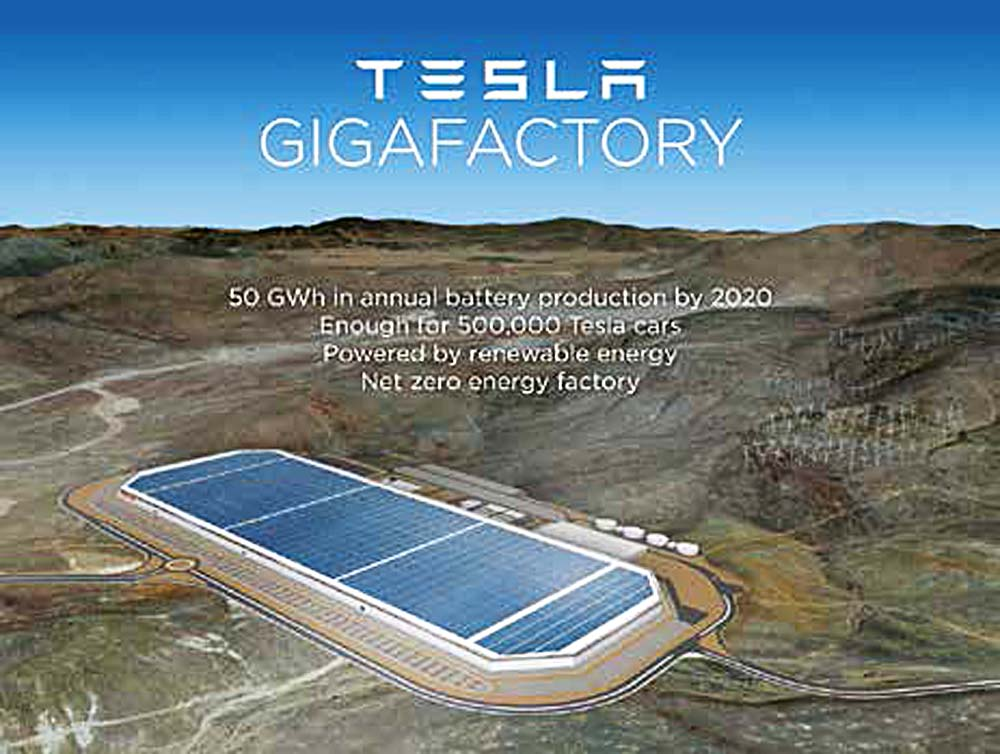 New Off-Grid Battery Technology