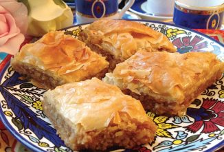 Recipes: Middle Eastern Sweets