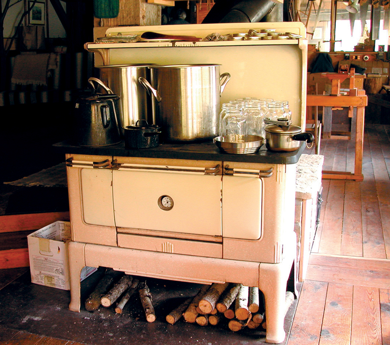 Owning A Wood-Fueled Cookstove