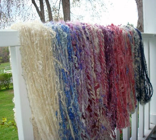 Your Wool as Yarn