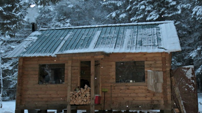 A Day in My Life in an Off-The-Grid Home