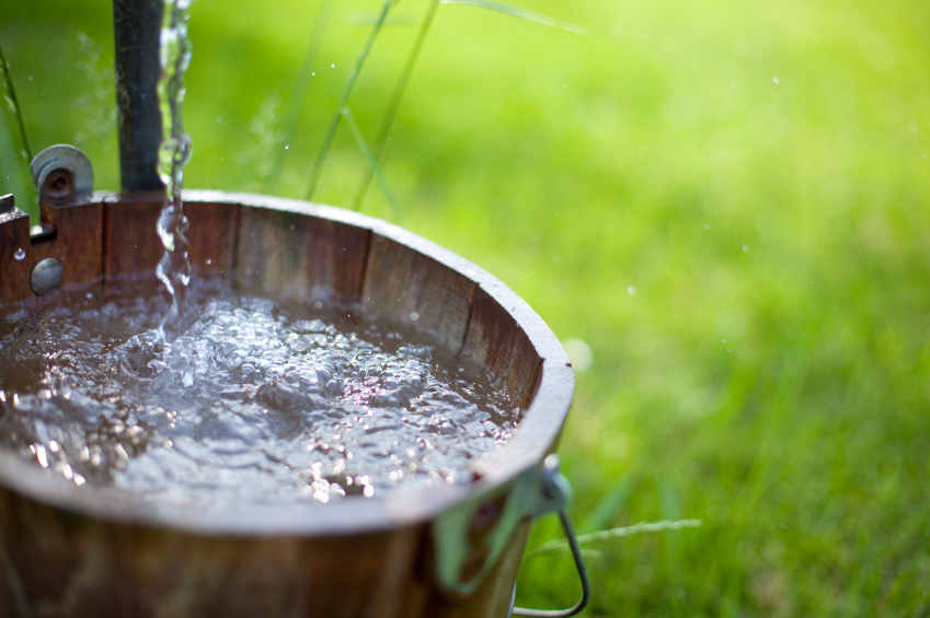 Build a Backup Off-Grid Water System