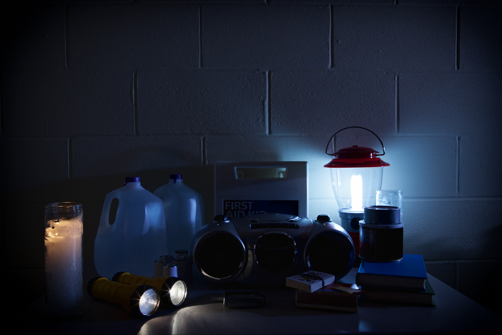 Surviving Weather-Related Power Cuts and Outages