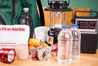 We Prepare, But We Are Not Preppers