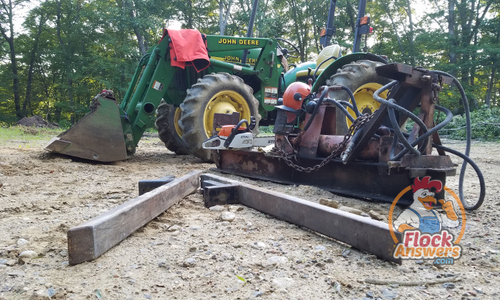 Wood-Splitting Tools for Today's Homestead