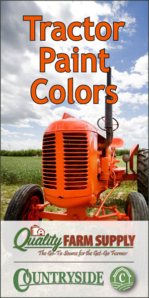 This image has an empty alt attribute; its file name is TractorPaintColors-300x600.jpg