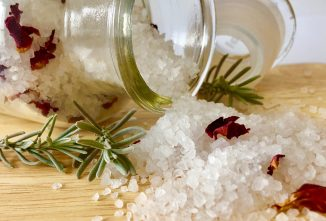 Wintertime Epsom Salt Hacks