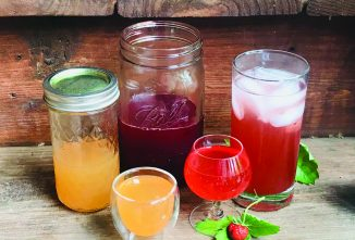 Learn How to Make Shrub Syrup